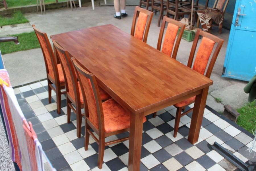 Stôl Tomáš , Stoličky DM 11