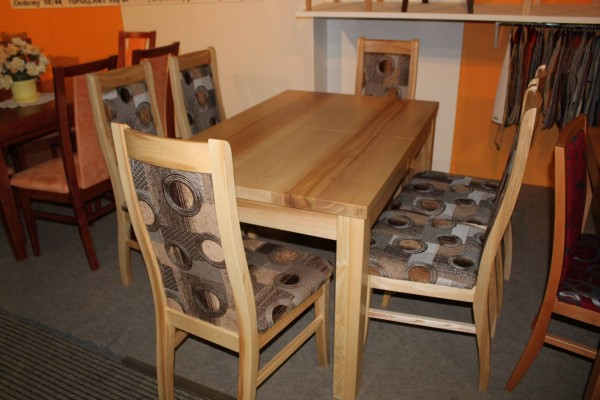 Stôl Tomáš , Stolička DM 29
