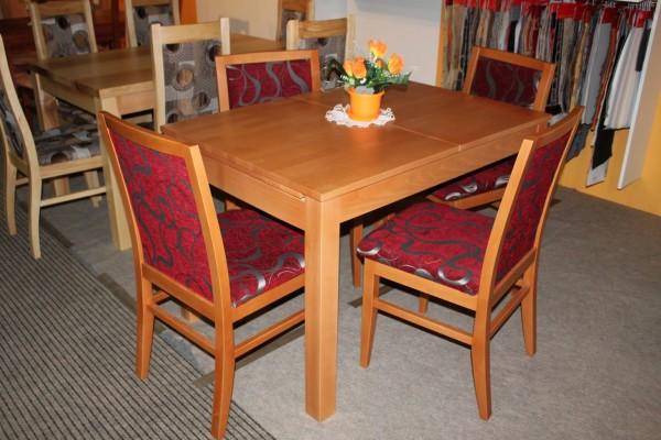 Stôl Lukáš , Stoličky DM 30