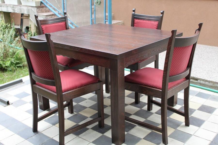 Stôl Rustik , Stolička DM 32 A