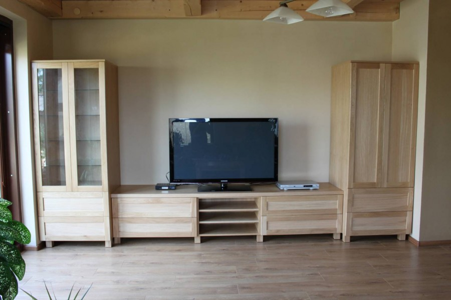 Obývačka Dub