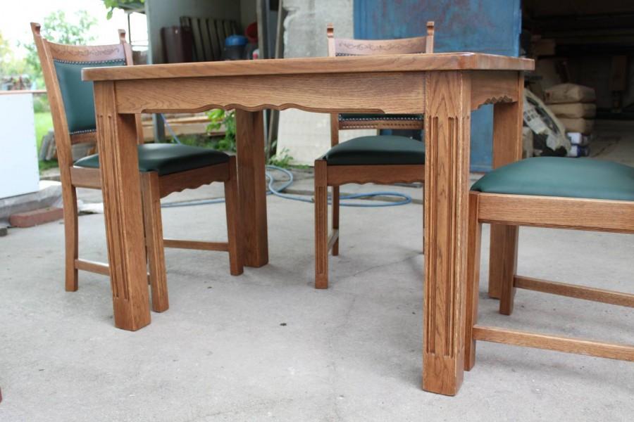 Stôl Rustik